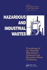 Hazardous and Industrial Wastes