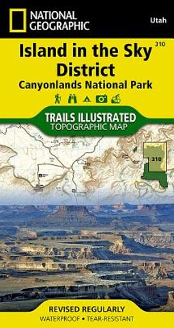National Geographic Trails Island in the Sky District