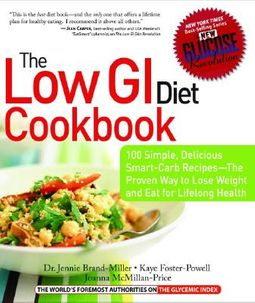 The Low GI Diet Cookbook