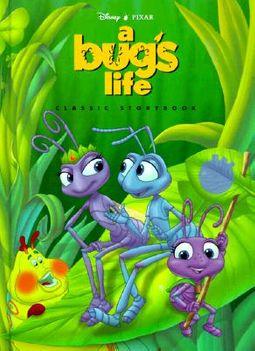 A Bug S Life Steiner T J Tilley Scott Ilt Walt Disney Company Cor Pixar Cor 9781570829796 Hpb