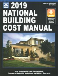 National Building Cost Manual 2019