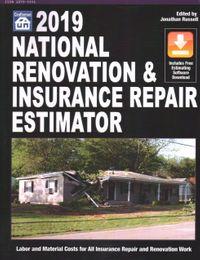 National Renovation & Insurance Repair Estimator 2019