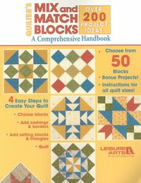 Quilters Mix And Match Blocks