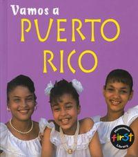 Vamos a Puerto Rico / Puerto Rico