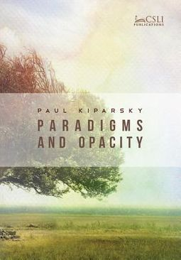 Paradigms and Opacity