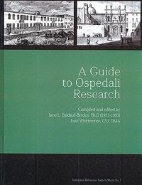Guide to Ospedali Research