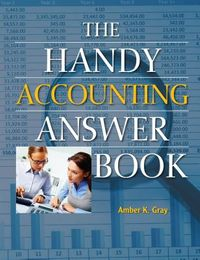 The Handy Accounting Answer Book