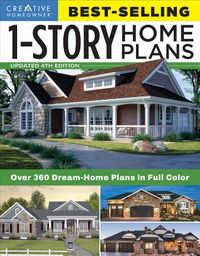 Creative Homeowner Best-Selling 1-Story Home Plans