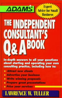 Independent Consultant's Q&a Book