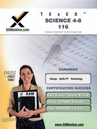 Texes Science 4-8 116