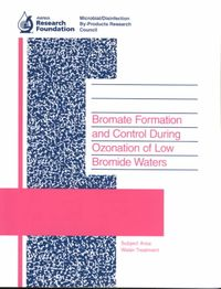 Bromate Formation and Control During Ozonation of Low Bromide Waters