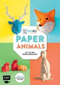 Fox, Deer, Meerkat and Bear Family