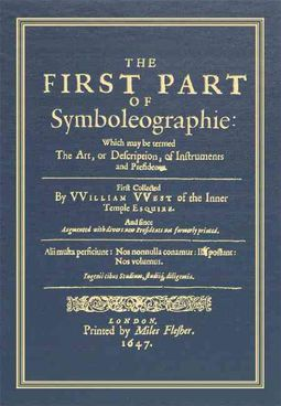 The First Part of Symboleographie