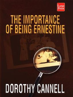 The Importance of Being Ernestine