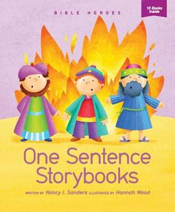 One Sentence Storybooks
