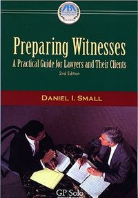 Preparing Witnessess