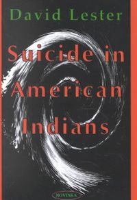 Suicide in American Indians