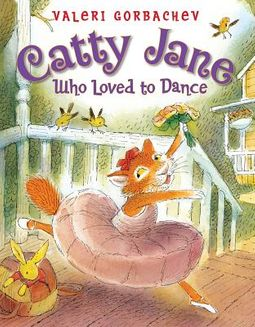 Catty Jane Who Loved to Dance