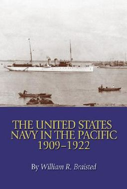 United States Navy in the Pacific, 1909-1922