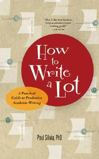 How to Write a Lot