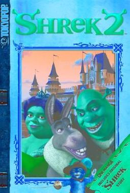 Shrek 2 Kaftan Jod 9781591829126 Hpb