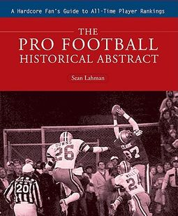 The Pro Football Historical Abstract