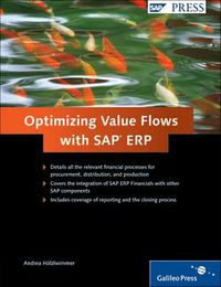 Optimizing Value Flows With Sap Erp