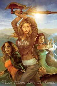 Buffy the Vampire Slayer Season 8 1