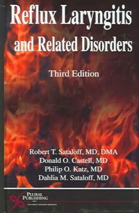 Reflux Laryngitis And Related Disorders