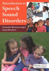 Introduction to Speech Sound Disorders