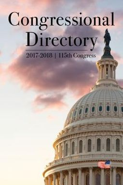 Official Congressional Directory, 2017-2018