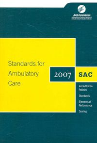Standards for Ambulatory Care 2007