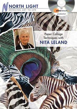 Paper Collage With Nita Leland