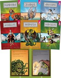 Short Tales Greek Myths