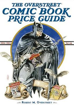 Overstreet Comic Book Price Guide 2011