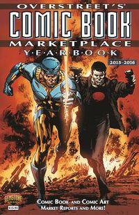 Overstreet's Comic Book Marketplace Yearbook 2015-2016