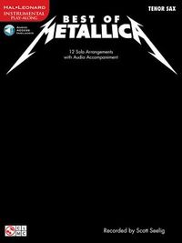 Best of Metallica for Tenor Sax