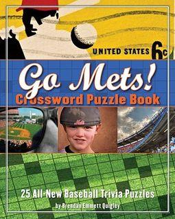 Go Mets! Crossword Puzzle Book