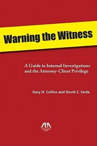 Warning the Witness