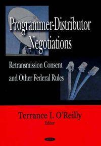 Programmer-Distributor Negotiations