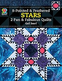 8-Pointed & Feathered Stars