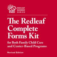 The Redleaf Complete Forms Kit for Both Family Child Care and Center-Based Programs