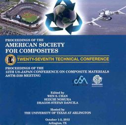Proceedings of the American Society for Composites-Twenty-Seventh Technical Conference