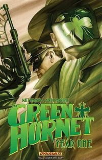 The Green Hornet Year 1 1