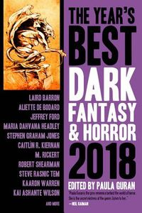 The Year?s Best Dark Fantasy & Horror 2018
