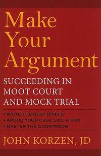 Make Your Argument