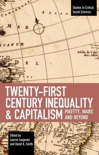 Twenty-First Century Inequality & Capitalism