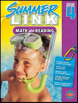 Summer Link Math Plus Reading