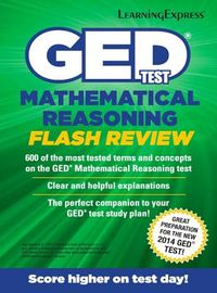 Ged Test Mathematical Reasoning Flash Review