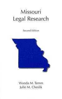 Missouri Legal Research